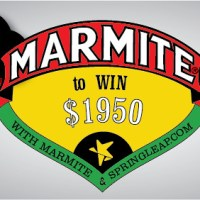 Spread the Marmite Love and Win up to $1950!
