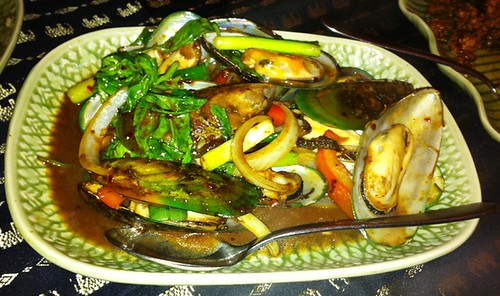 Chilli Mussels - King & I
