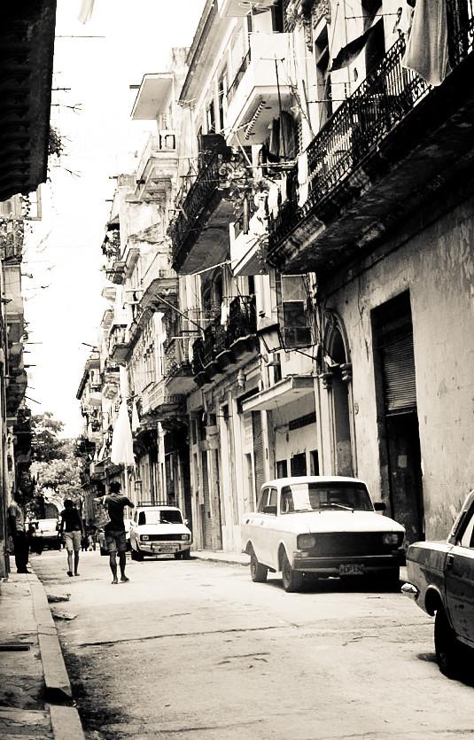 Cuban neighborhood