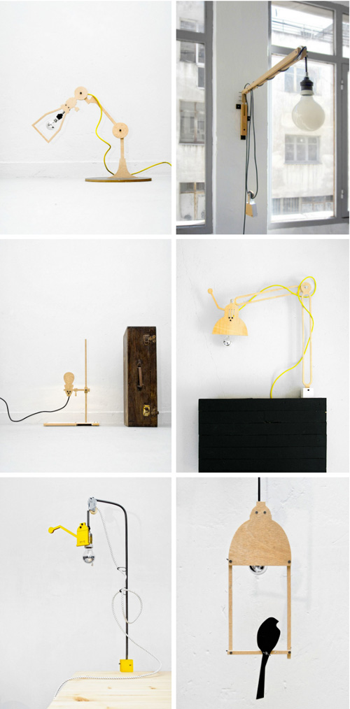 Lighting From 157 + 173 Designers