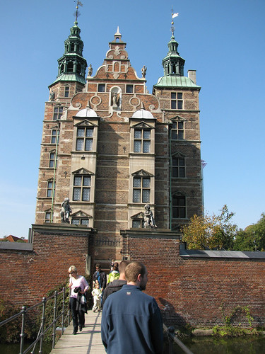 Rosenborg Castle.