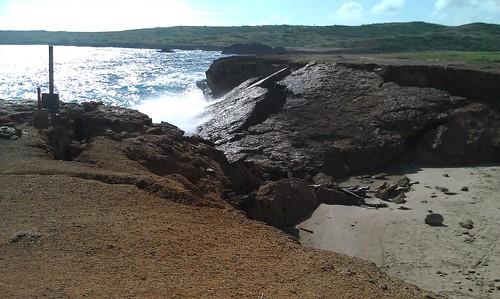 Fallen Natural Bridge