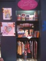 Anna Maria Horner's booth