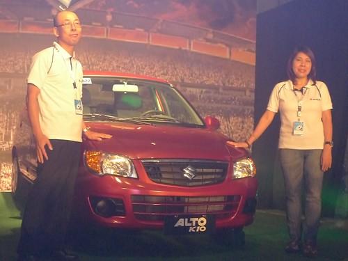 Suzuki Alto Launch