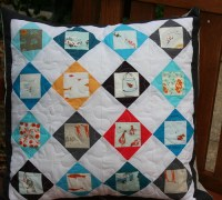 Pillow Talk Swap-finished!