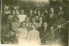 Amigas en 1951