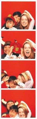 Photobooth - Me, Juno, Marie