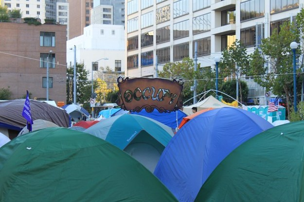 occupy daylight