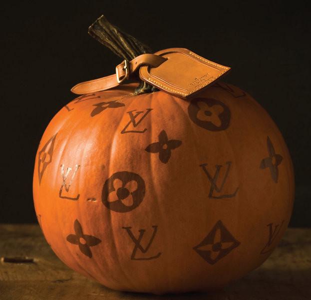 Louis Vuitton Pumpkin