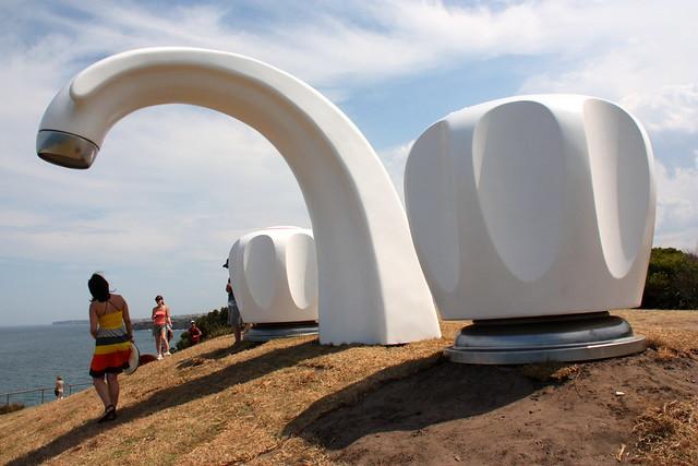 15TH ANNUAL BONDI EXHIBITION. Sculpture by the Sea
