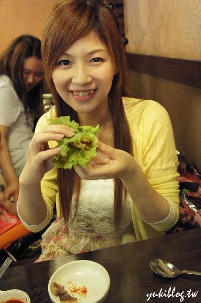 [2011韓國‧首爾行2+1]*9*明洞 ~ 떡쌈시대糕三時代‧烤五花肉 (韓國烤肉好吃哩~~) / 有地圖   Yukis Life by yukiblog.tw