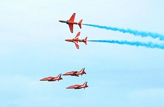 "Red Arrows • <a style=""font-size:0.8em;"" href=""http://www.flickr.com/photos/59278968@N07/6325790862/"" target=""_blank"">View on Flickr</a>"