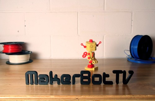 MakerBot TV launches!