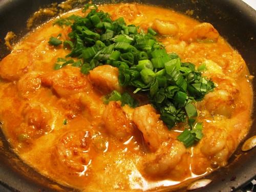 Gina's Thai Coconut Shrimp