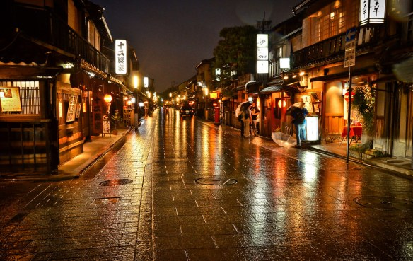 gion district by David Offf, on Flickr