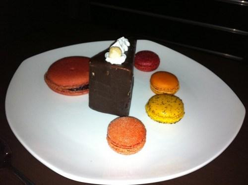 Macaron Sharing Plate at Brownhaus