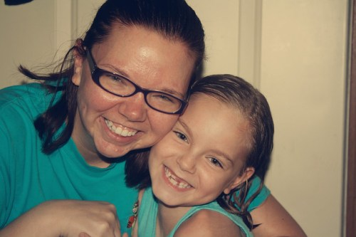 221/365 {2011} - Mother and Daughter