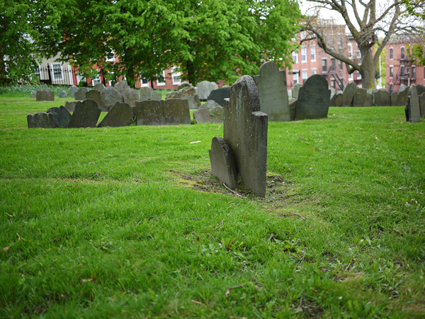 Boston Burial Ground