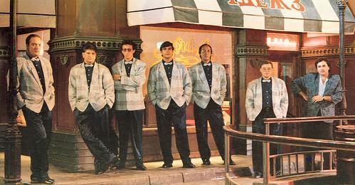 Orquesta  de P.J. Bona.