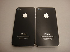 iPhone 4 vs. iPhone 4S