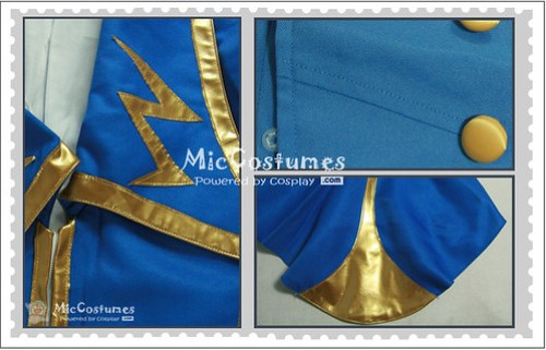 Code Geass Lelouch of the Rebellion Zero Cosplay Costume1