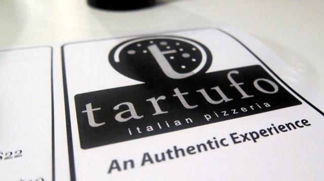 tartufo pizzeria logo