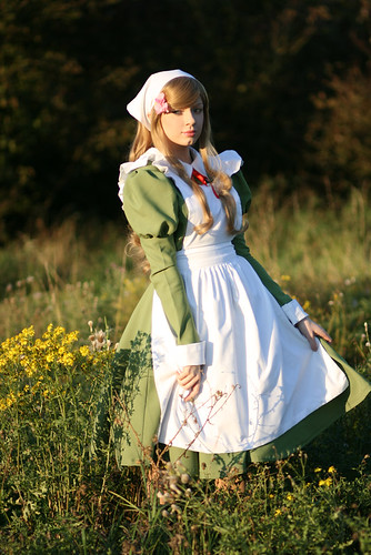 Axis Powers Hetalia Hungary Cosplay