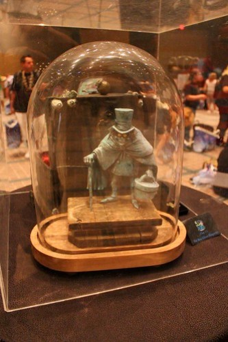 Hatbox Ghost silent auction item by Kevin Kidney and Jody Daily