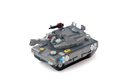 TAURUS Main Battle Tank (Angle shot)