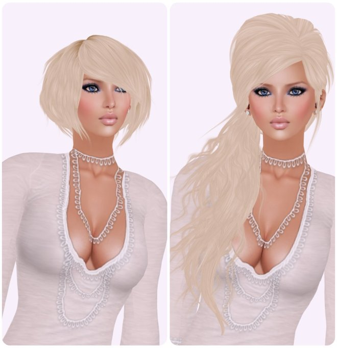::Exile:: Arihana and Valerie. Light Blondes Pack)