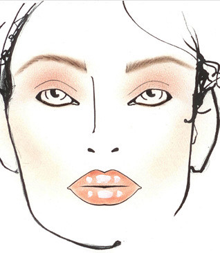 Ungaro Makeup Look Fall 2011