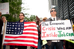 Occupy Wall Street October 1st