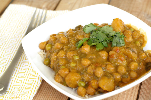 Paleo Easy Chickpea Curry