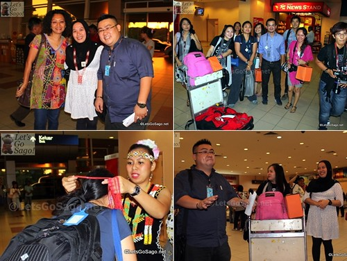 Team and Alvin Quek Welcomes Philippine Media
