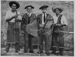 Los toreros mejicanos