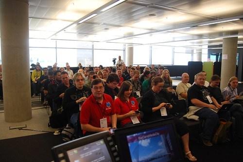 BarCampMediaCity Welcome talk