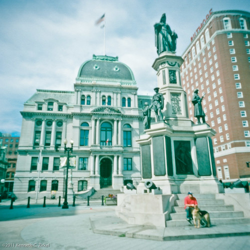 Providence City Hall