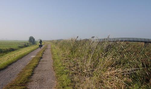 This is the Alblasserwaard area of the Netherlands