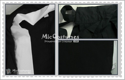 Bleach Shuhei Hisagi Mens Cosplay Costume_1