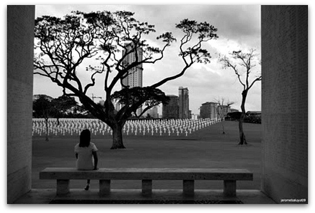 Manila American War Memorial (photo by Jerome Baluyot of Balintataw.org)