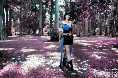Rinoa Heartilly Cosplay_2