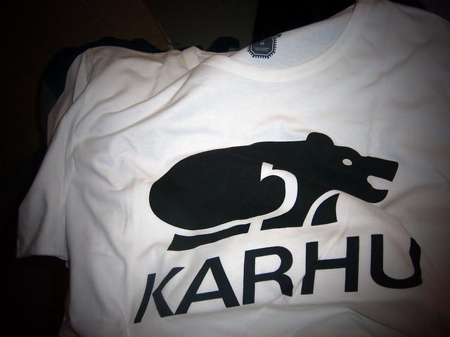 Tuukka13 - Visit at Karhu Originals Showroom, Helsinki - 11