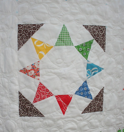 Summer Sampler Series Quilted