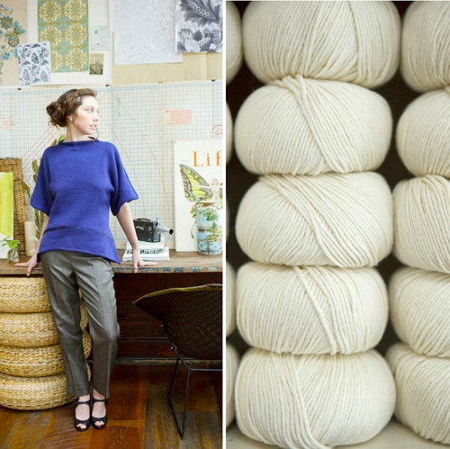 New! Amy Butler Knits