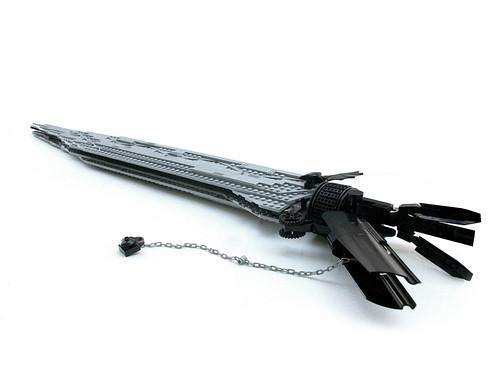 Synchronized Component Gunblade