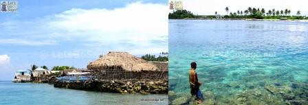 Biri Island Port
