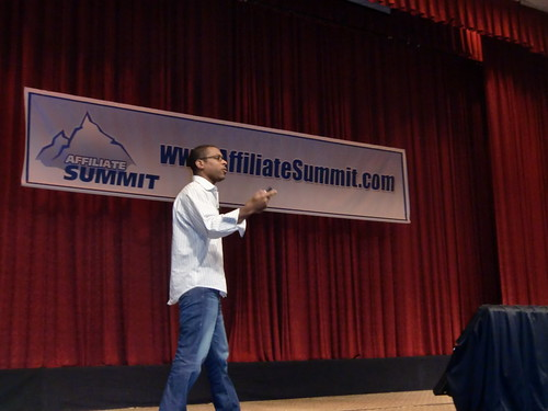Wil Reynolds at Affiliate Summit East 2011