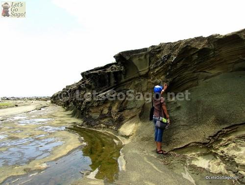 Amazing Biri Rock Formations