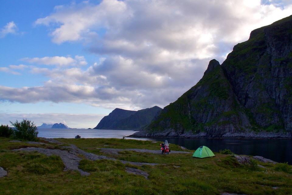 MC Scandinavia Lofoten 2