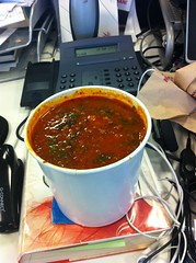 Eat Summer Blogonaise soup